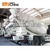 Хорошего качества 8 кубических метров бетона для продажи погрузчика заслонки смешения воздушных потоков