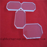 Placa de cristal popular de cuarzo del diseño