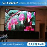 High Contrast Indoor Fixed LED Display (P2.5) with Front Service