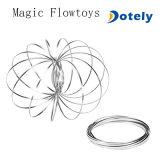 Magic Fidget cinétique Flowtoys printemps Jouet Jouet de danse à main en 3D