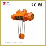 10t/50t 220V電気ワイヤーロープ起重機
