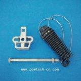 Keilförmige Kabelschelle für ADSS Kabel-Durchmesser-Reichweite: 8.0~20.0mm