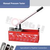 Essai de pression du tuyau de pompe (RP50)