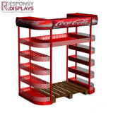 Creative Design Composite Floor Materials Bottle Shelf Toilets Bottle Display Stand