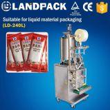 Tomatensauce-Verpackmaschine-Ketschup-kleine Quetschkissen-Verpackungsmaschine