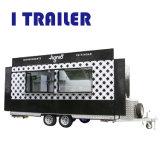販売のための卸し売り移動式ファースト・フードのトレーラーのスナックのトラック