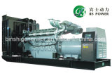 Conjunto de gerador a diesel equipado com motor Perkins 33kVA (BPM26)