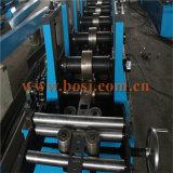 Escala de la bandeja de cable de la maquinaria de Wuxi que hace el rodillo que forma la máquina de la producción