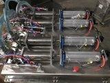自動4ヘッドオイルの充填機(PLCのシステム、コンベヤー)