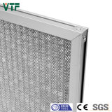 Malha de metal de ar permanente Graxa Filtros de fritadeira de cozinha