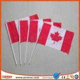 Custom дешевые рекламных Канады стороны флаг