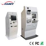 Chioschi dell'ingresso dello schermo di tocco del distributore automatico del biglietto