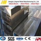SAE1045 a modifié la plaque en acier pour la fabrication de moulage