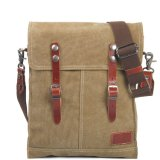 Высокое качество полотна ткани мода сумки через плечо с ремешок из натуральной кожи полного заполнения зернового бункера (RS-8586B)