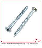La norme DIN7997 Vis à bois de la moitié thread