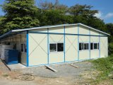 Seychellen kiezen de Geprefabriceerde die Bouw van de Verdieping uit Ontwerp in China wordt gemaakt