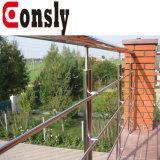 屋内/Outdoorのステアケースの柵のためのステンレス鋼の手すりそして手すりのコンポーネント