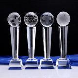 Il nuovo arrivo di migliore qualità ha reso personale il trofeo di cristallo dei premi