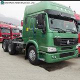 Tête de camion d'entraîneur de charron du moteur 10 de Sinotruk HOWO 6X4