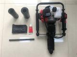 DPD-55 20mm-69m m programa piloto del poste de la gasolina de la gasolina de 2 movimientos