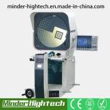 MD-HH16 Perfil Horizontal Projector de medição