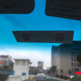 EPC Gen2 inviolable véhicule UHF RFID tag Étiquette de pare-brise