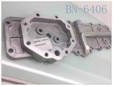 Coperchio laterale di alluminio del radiatore dell'olio del trattore a cingoli