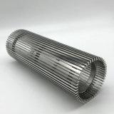 De aço inoxidável de alta precisão personalizado, peças de usinagem de alumínio
