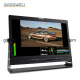 "3G-SDI/HDMI/YPbPr/Video/Tally/Audio ingevoerde 21.5 "" TFT LCD Monitor"