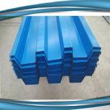 Lamiera di acciaio ondulata galvanizzata/lamina di metallo del tetto/lamiera acciaio rivestita dello zinco