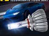 9006 30W lampadina del faro della PANNOCCHIA 6000K LED per le automobili