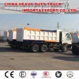 수송을%s Sinotruk HOWO A7 10 바퀴 팁 주는 사람 또는 덤프 트럭