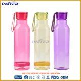 Barato Venta caliente utilizar una botella de agua de la familia deportiva de plástico
