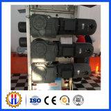 Caja de engranajes biselada helicoidal del alzamiento de la caja de engranajes de la eficacia alta para la industria pesada