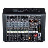 Mezclador digital de audio DSP 16/99 construido en el efector