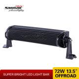 """LED Bar Offroad Camion 13.5 """" 72W fuori dalla barra chiara della strada LED"""