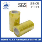 Envasado Retráctil Super claro amarillento BOPP cinta