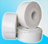 El papel higiénico del rodillo enorme recicla el tejido de cuarto de baño de la pulpa