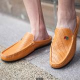 Holgazán de las alineadas ocasionales del modelo nuevo, zapatos de la manera de los hombres jovenes