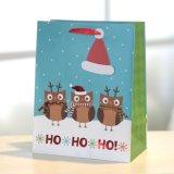 بيع بالجملة صنع وفقا لطلب الزّبون ورقيّة عيد ميلاد المسيح هبة [ببر بغ], يتسوّق [ببر بغ]