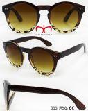 Retro occhiali da sole di plastica per le donne (WSP705880)