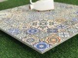 Glasig-glänzende Porzellan Fliese-rustikale keramische Fußboden-und Wand-Fliese (HP605)