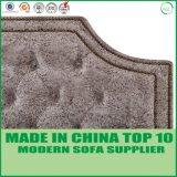 Кровать кожи мебели гостиницы поставщика Китая самомоднейшая
