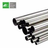 La meilleure pipe d'acier inoxydable des prix pour l'escalier avec ISO9001