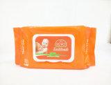 Aloeのヴィエラのスキンケアの新しい香料入りの赤ん坊のぬれたティッシュ