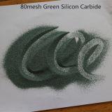 Grüne Sic Kugel-schwarzes und grünes Silikon-Karbid-Brikett Sic-