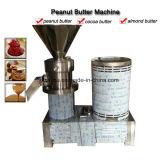 Edelstahl-Nahrungsmittelsahnige Mandel-Erdnuss-Nuts Butter, die Maschine herstellt