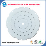 Único PWB rígido do diodo emissor de luz da camada PCBA SMT