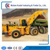 cargador de la rueda 7tons con el compartimiento de la explotación minera (700KN)