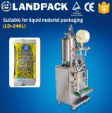 De automatische Machine van de Verpakking van de Olijfolie van de Shampoo